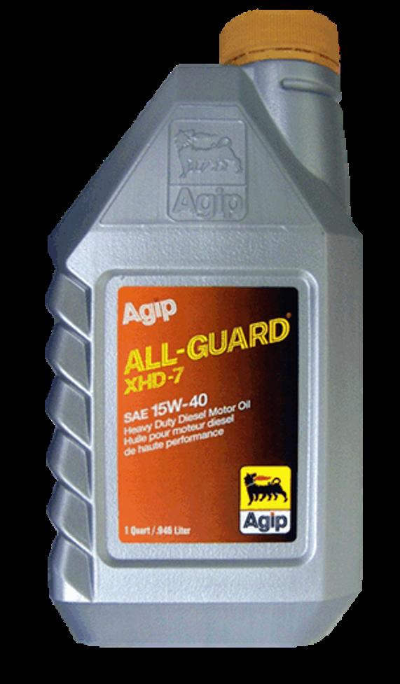AgipAllGuardXHD7SAE15W40