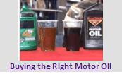 BuyingTheRightMotorOil