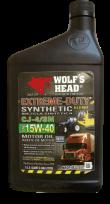 WolfsHeadExtremeDutySAE15W40
